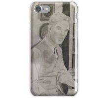 Benedict Cumberbatch Library iPhone Case/Skin
