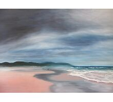 Morning at Seven Mile Beach Photographic Print