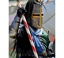 Good Knight Photographic Print