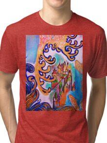 Midnight Sun Tri-blend T-Shirt