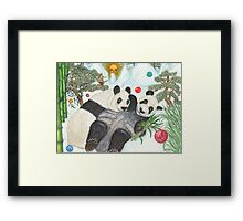 Tender Offering Framed Print