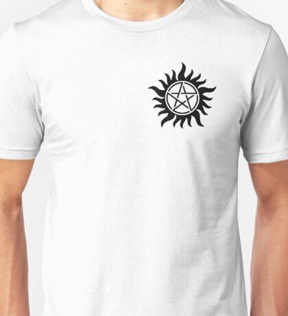 Supernatural anti-possession symbol Unisex T-Shirt