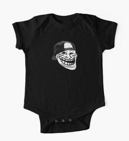 They see me TROLLIN'  One Piece - Short Sleeve