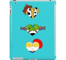 I Love Toy Story iPad Case/Skin