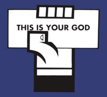 This Is Your God by Studio Number Six