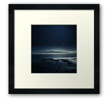 Dream or reality? Framed Print