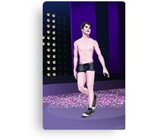 Darren Criss - Hedwig Canvas Print