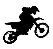 MOTO CROSS  TRIAL enduro motorcycle Photographic Print