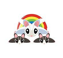 Rainbow Sugar by zerosama
