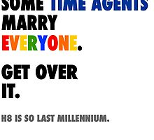 Torchwood - Some Time Agents Marry Everyone by hellafandom