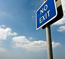 No exit 1 by Mark  Coward