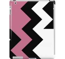 Chevron Cut Pink iPad Case/Skin