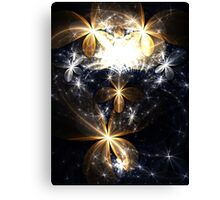 Butterfly's heaven Canvas Print