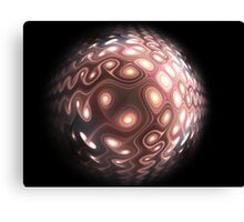 Candy planet Canvas Print