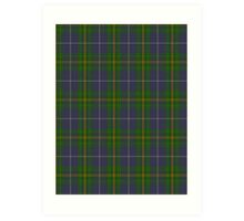 00116 Nova Scotia District Tartan  Art Print