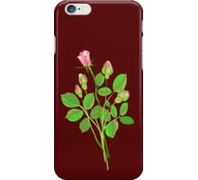 Five Roses iPhone Case/Skin