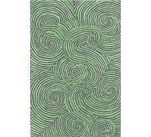 Swirl Power Photographic Print
