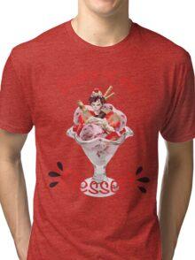 Gaara of the Dessert Tri-blend T-Shirt