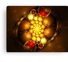 Dragon eggs Canvas Print