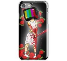 Strawberry Woman iPhone Case/Skin
