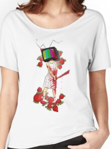 Strawberry Woman Women's Relaxed Fit T-Shirt