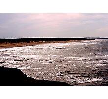Shining Water - Cavendish Beach, PEI Photographic Print