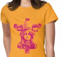 Viking Princess Womens Fitted T-Shirt