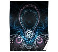 Dreaming - Abstract Fractal Artwork Poster