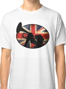 Barmy Billy Trumpeter Classic T-Shirt