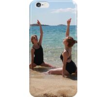 Celebrating Naiads iPhone Case/Skin