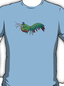 Friendly Mantis Shrimp  T-Shirt