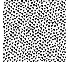 Little Hearts Photographic Print