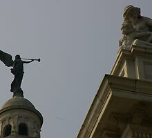 Calcutta's Guardian Angel by David McMahon