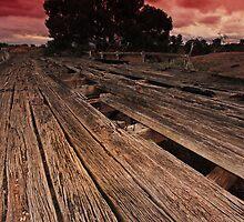 None Shall Pass by David  Hibberd