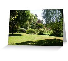 Upton Country Park, Dorset Greeting Card