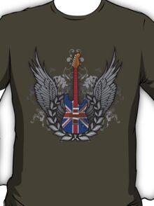 British guitar T-Shirt