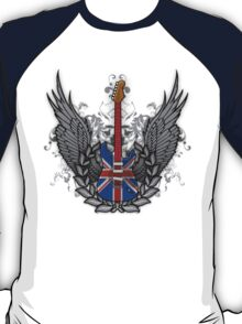 British guitar T-Shirt