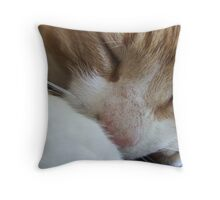 Kipper Kips Throw Pillow