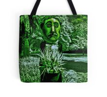 The Man With Green Thumbs (and green everything else!) Tote Bag