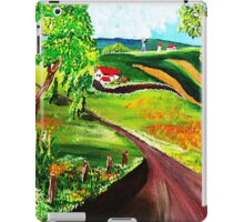 Road to Upcountry iPad Case/Skin