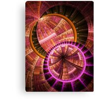 Industrial II Canvas Print