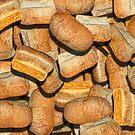 Fresh Bread Duvet by GolemAura