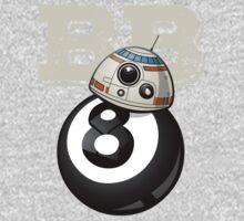 BB-8-Ball One Piece - Short Sleeve