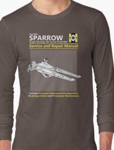 Sparrow Service and Repair Manual Long Sleeve T-Shirt