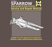 Sparrow Service and Repair Manual Unisex T-Shirt