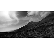 The Climb - Galtymore Photographic Print