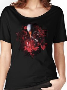 Devil May Cry 1 - Flock Off! Women's Relaxed Fit T-Shirt