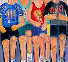 The Runners by Linda  Sharpe