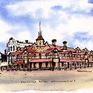 Exchange Hotel ,Kalgoorlie. Western Australia by robynart