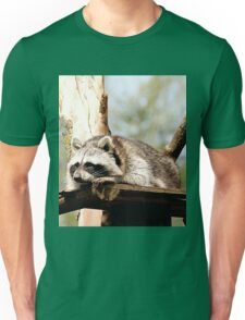 They`ll Never Catch Me Here Unisex T-Shirt